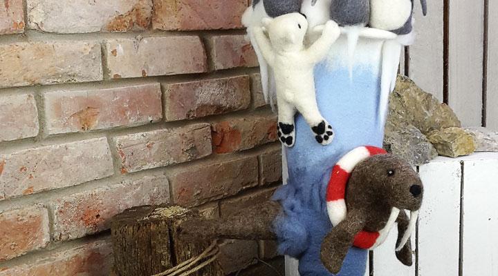Vom Nordpol zum Südpol ist nur ein Katzensprung