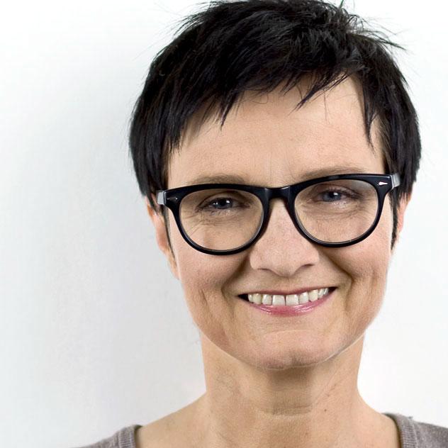 Doris Niestroj und Ansicht des Filzateliers