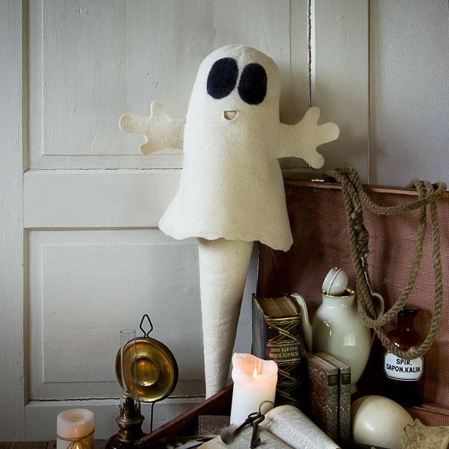 Schultüte | Gespenst. Filzdesign von Doris Niestroj, handgefertigt.