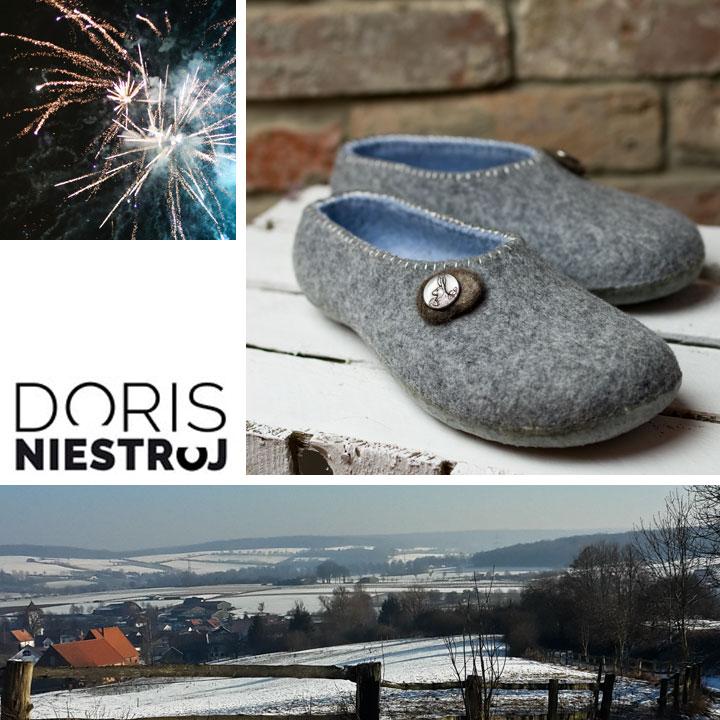 Jahresrückblick 2017 | Doris Niestroj Filz & Form