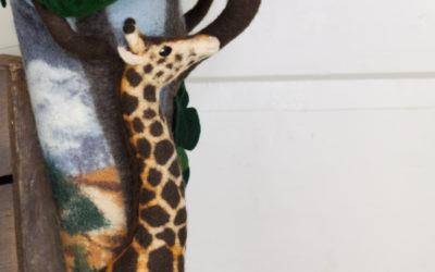 Schultüte Giraffe